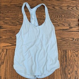 Lululemon workout tank top